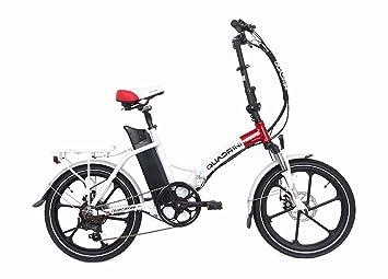 Bicicleta plegable electrica bogota