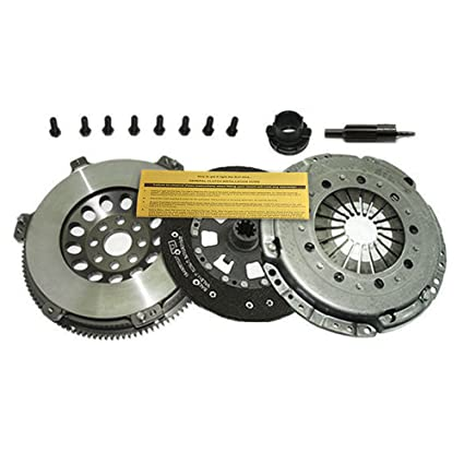 Amazon.com: LUK CLUTCH KIT+CHROMOLY FLYWHEEL BMW 323 325 328 Z3 i is E36 525i E34 528i E39: Automotive
