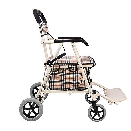 Shopping Car Carrello Di Spesa Pieghevole Per Anziani Carrello Per