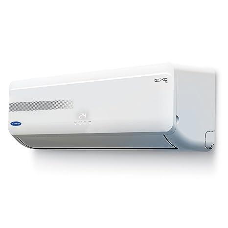 Carrier 1.5 Ton 3 Star Inverter Split AC (Copper, 18K Esko Inverter H, White)