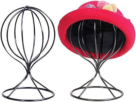 Perückenständer Perückenhalter Perückenkopf Hutständer Mütze Display Deko Kopf