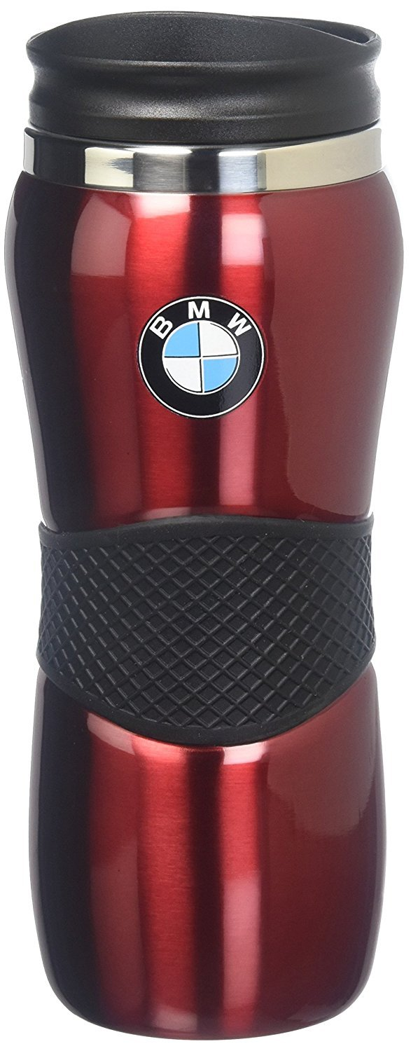 BMW 80900439610 Stainless Steel Travel Mug BMW Factory OEM 80-90-0-439-610