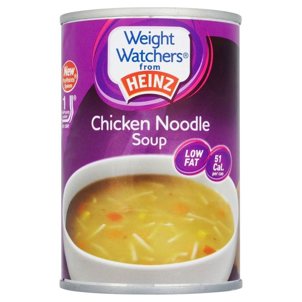 Weight Watchers from Heinz Chicken Noodle Soup (295g) - Pack of 2