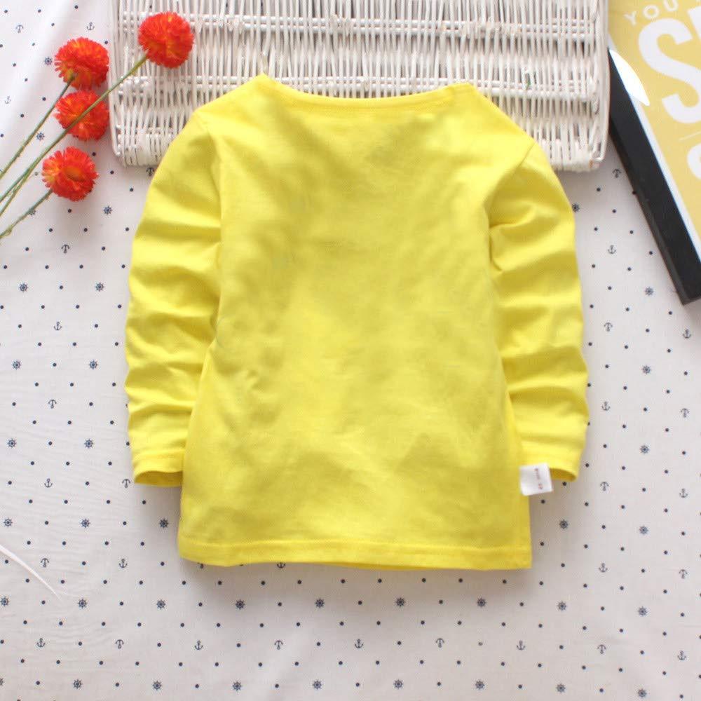 Camiseta Estampada Carros con Mangas largas para niño Bebé Tops Sudadera Pullover + Pantalones Conjunto de Ropa de niños