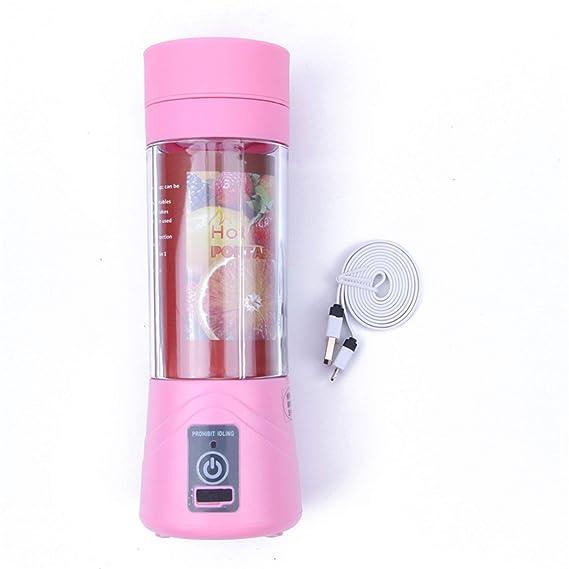 Amazon.com: Usb Juicer Blender Botella portátil 2/4/6 ...