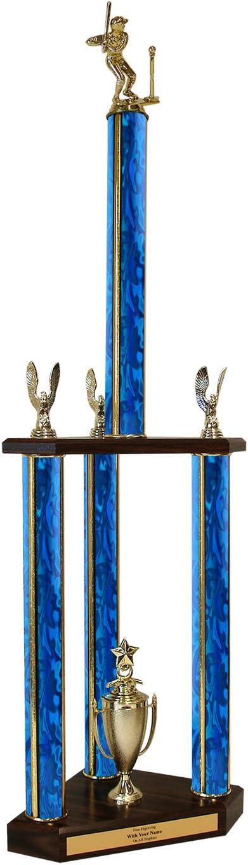 ティーボールTriple列Trophy – 37インチ