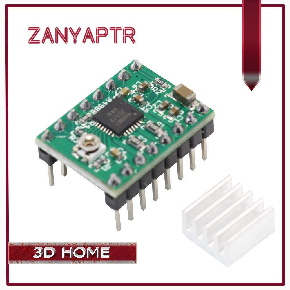 Impresora 3D – 10 unidades/lote 3D impresora Reprap Stepper Driver ...