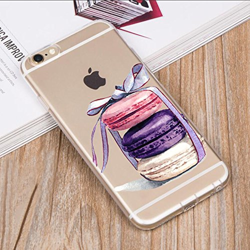 Ultra iPhone 6s Flessibile Slim Anti 03 6 BackCase Clear Apple iPhone 6s Custodia Premium Trasparente Gel iPhone TPU Cover Scratch 6 Silicone Crystal per Apple rvfdrqxw