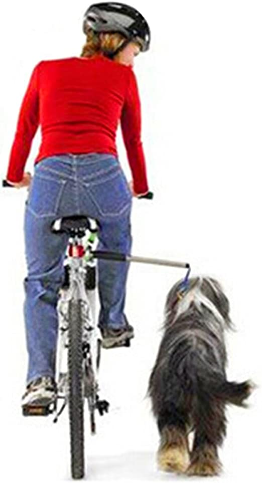 SPORER Perro para Bicicleta de Ejercicios Correa, fmji Manos Libre ...