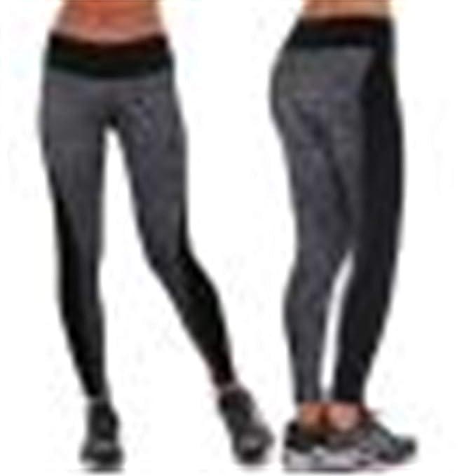 Amazon.com: Hantioo Yoga Pants Women Push Up Sport Leggings ...