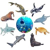 GizmoVine Animal Marino Juguetes para Niños Educativo Animal