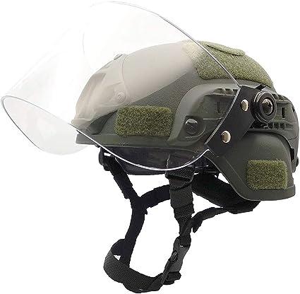 masque de protection tactique