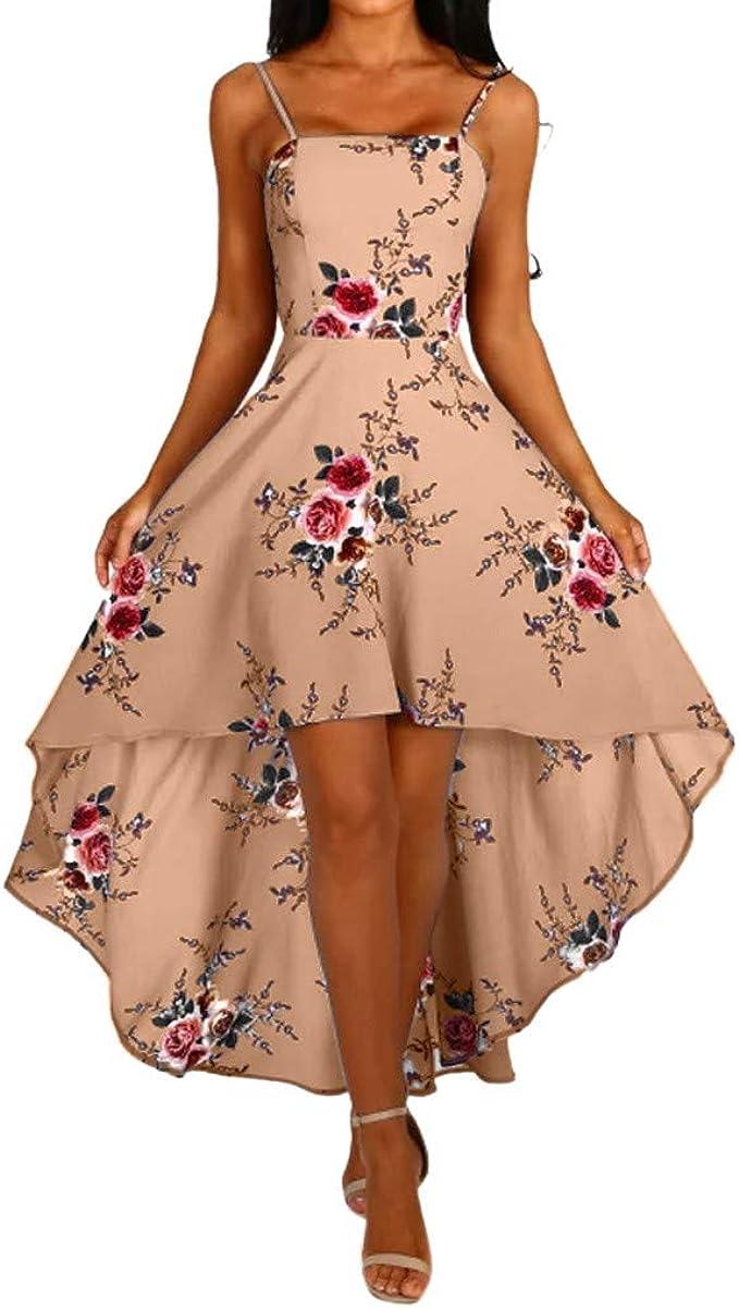 Sommer Vokuhila Kleid Kleider Sommerkleid Damen Vintage Sexy Festliche  Petticoat Elegant Party Hochzeit Gothic Off Shoulder Maxi Lang A Linien  Swing