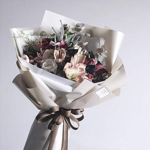 Wrapping paper flowers basic price:6,02Eurosquare meter cornflower ladies flowers