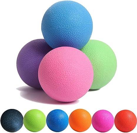 Bola de Lacrosse, Pak _ juventud pelota de lacrosse para masaje de ...