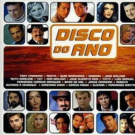 Amazon.com: Disco Do Ano 2003 20 Exitos Da Musica Portuguesa: Various