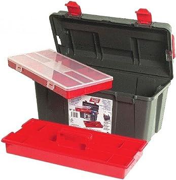 Tayg - Caja herramienta plastico 44cm.mod.31: Amazon.es: Bricolaje ...