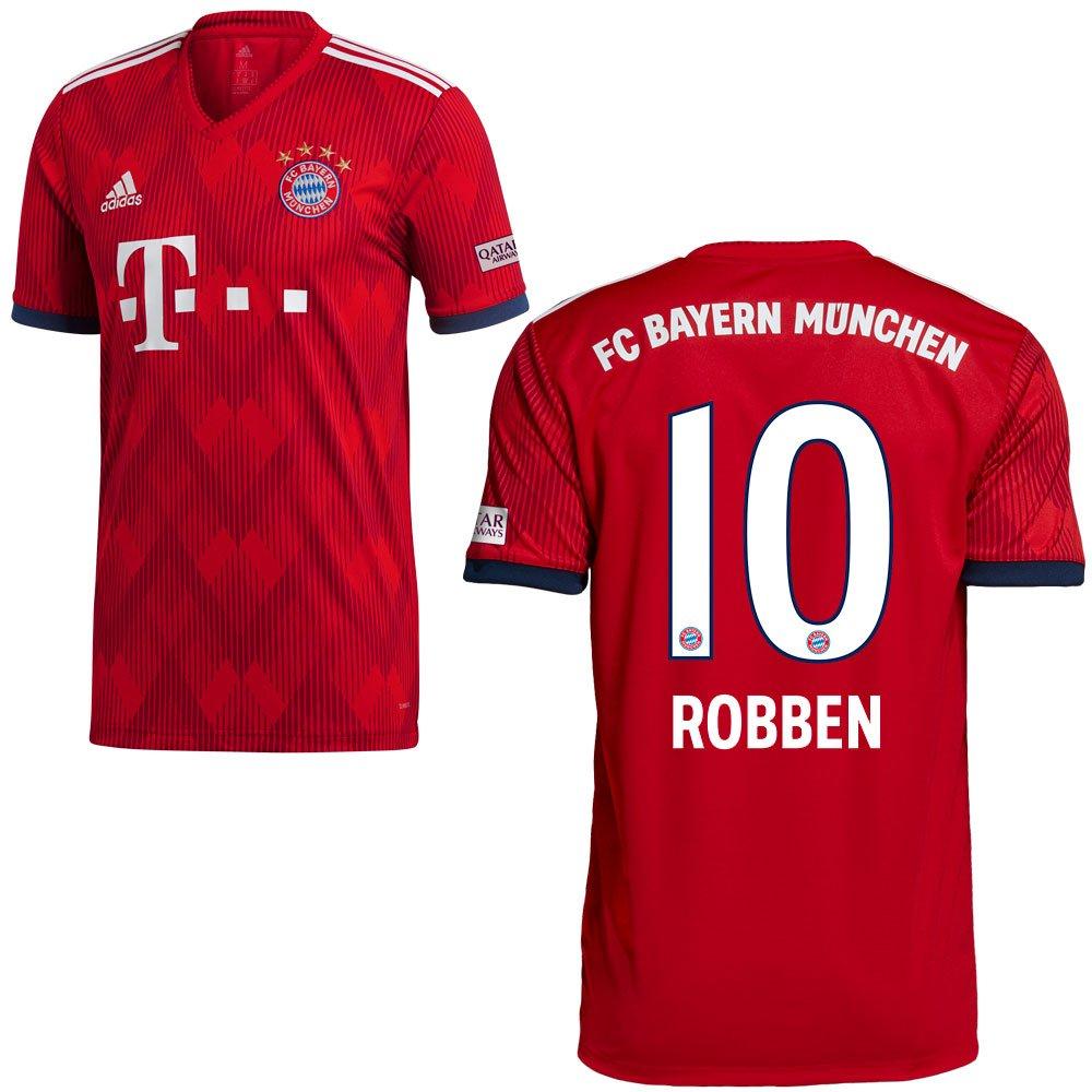 separation shoes a181e c3c33 Amazon.com : FanSport24 Original FC Bayern Munich FCB Home ...