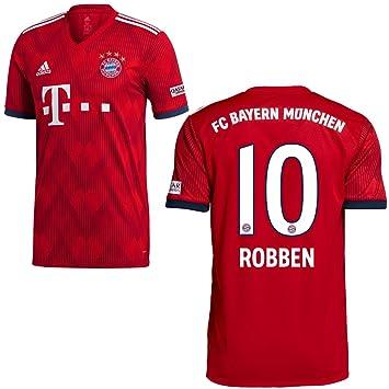 buy online 149ee 70065 adidas FC Bayern Trikot Home 2018 2019 mit Spieler Name