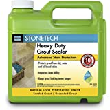 StoneTech Heavy Duty Grout Sealer, 1-Gallon (3.785L)