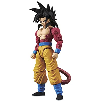 Bandai Hobby Standard Super Saiyan 4 Son Goku Dragon Ball GT Action Figure: Toys & Games