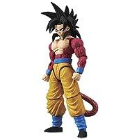 Bandai Figure-Rise Dragon Ball Z Super Saiyan 4 Goku Model Kit, 4549660144977