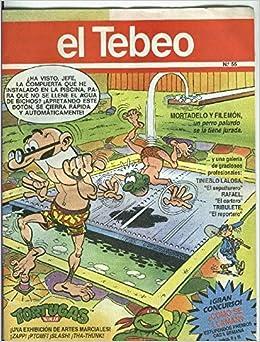 El Tebeo edicion 1991 numero 055: Varios: Amazon.com: Books