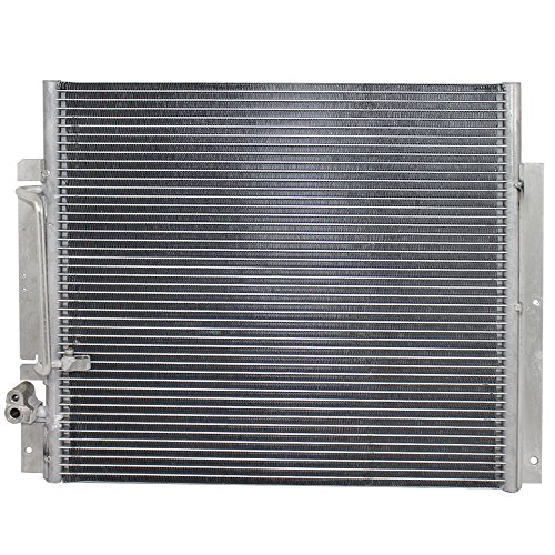 A/C AC Condenser Cooling Assembly Replacement for Chevrolet GMC Isuzu Pickup Truck 89019343