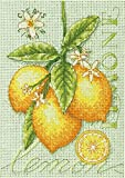 Dimensions Needlecrafts Counted Cross Stitch, Lemons