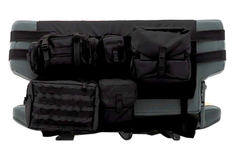 Amazon Smittybilt 5660201 GEAR Black Rear Seat Cover Automotive