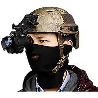 BOBLOV Vision Nocturne Monoculaire Riflescope Monocular PVS-14 Digital IR Illumination for Helmet