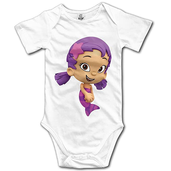 Bubble Guppies Oona Cast Color Popster Unisex One-piece Baby: Amazon