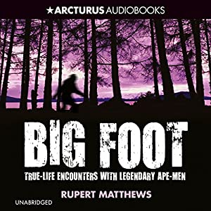Bigfoot Audiobook