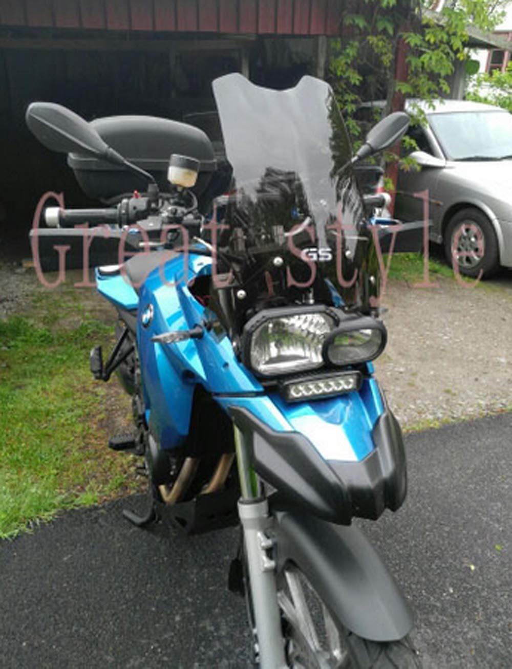 New For BMW F800GS F650GS F 800GS 650S F800 F650 GS 800 650 2008-2017 motorcycle//motorbike Windshield//Windscreen