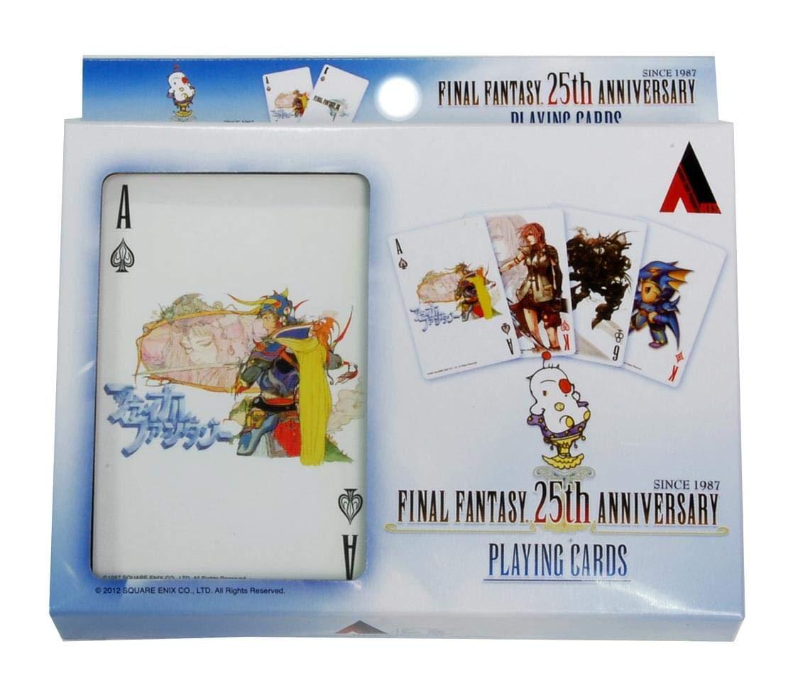 Rockin Robot - Cartas del 25 aniversario de Final Fantasy ...