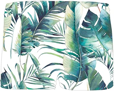 INTERESTPRINT Boys Palms Pattern All Over Print Boxer Briefs 5T-2XL