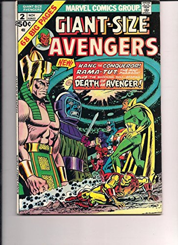 Giant-Size Avengers, No. 2