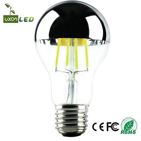 Bombillas LED de 4 W, A60, con color blanco frío de 6000