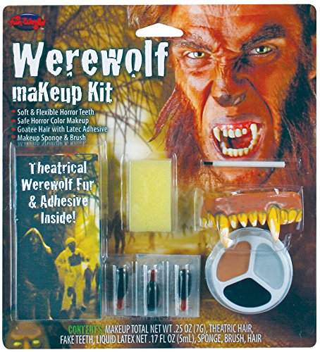 WMU 551566 Living Nightmare Werewolf Kit - 3 Color -