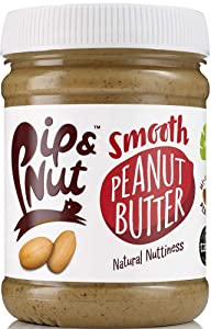Pip & Nut Natural Peanut Butter 250g