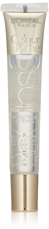 L'Oréal Paris Colour Riche Le Gloss, Naturally Nude, 0.4 fl. oz.