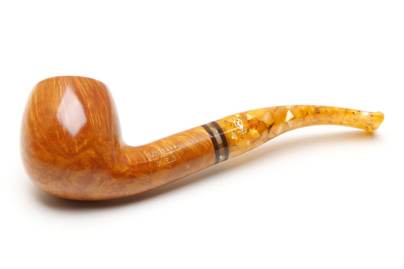 Savinelli Miele Honey Pipe 626 Tobacco Pipe