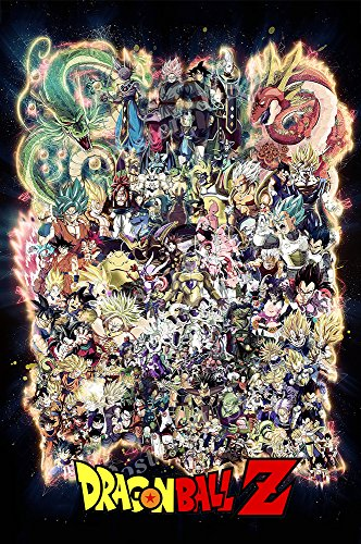 Posters USA - Dragon Ball Super Z TV Series Show Poster