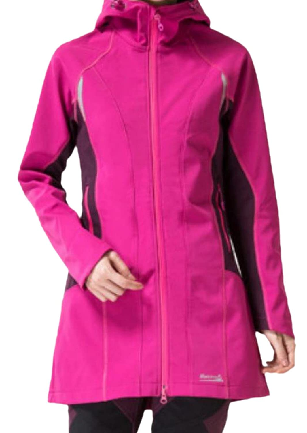 Honey GD Women's Windproof Waterproof Hooded Jacket Windproof Coat