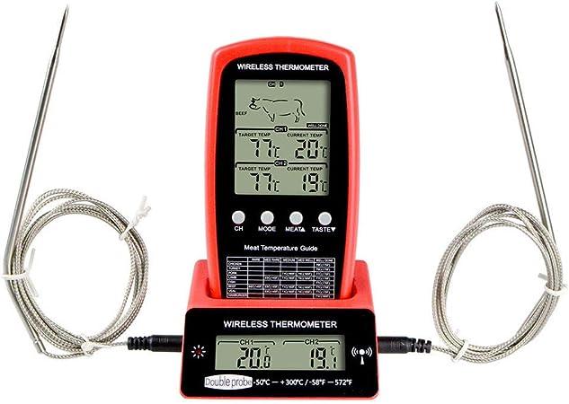 Thermomètre De Cuisson pour Viande Barbecue Thermomètre