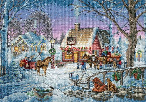 Dimensions Gold Counted Cross Stitch kit - Sweet Memories