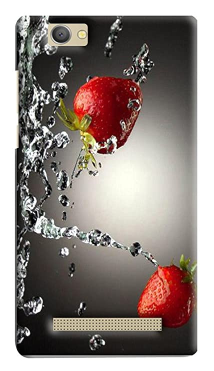 new product a552b 92b0d GADGETMATE Lava X17 Printed Back Cover: Amazon.in: Electronics