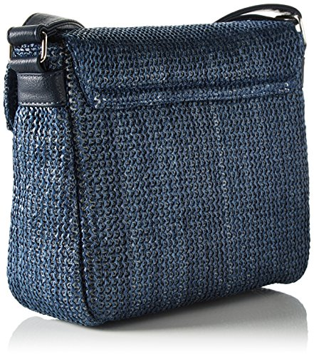 Betty Barclay Bb-1185-ce - Bolso de hombro Mujer Blau (Blueberry)