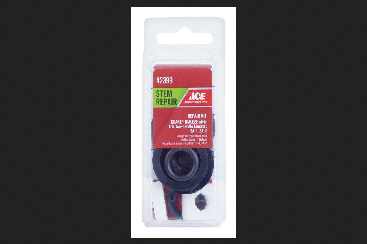 ACE FAUCET REPAIR KIT For Crane Dial-Eze style - Faucet Trim Kits ...