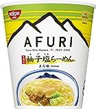 日清 The Noodle Tokyo AFURI 冬限定柚子塩らーめん まろ味 93g ×12個